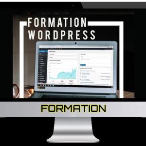Formation WordPress Utilisateur